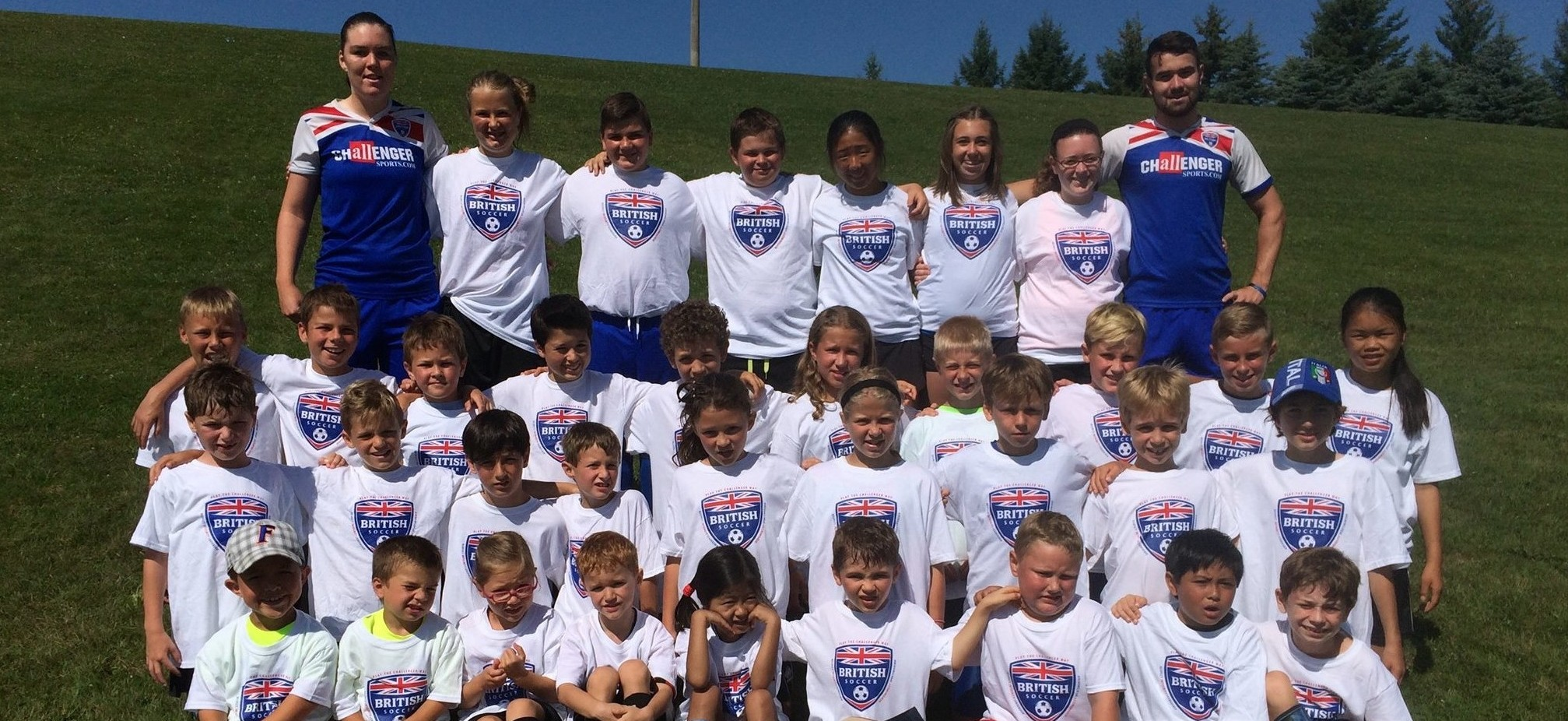 BRITISH SOCCER CAMP – Registration Now Open for July 2018