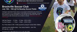 2019 Summer Soccer Camp